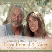 Chanting Mantras (5 CD) - Deva Premal, Miten